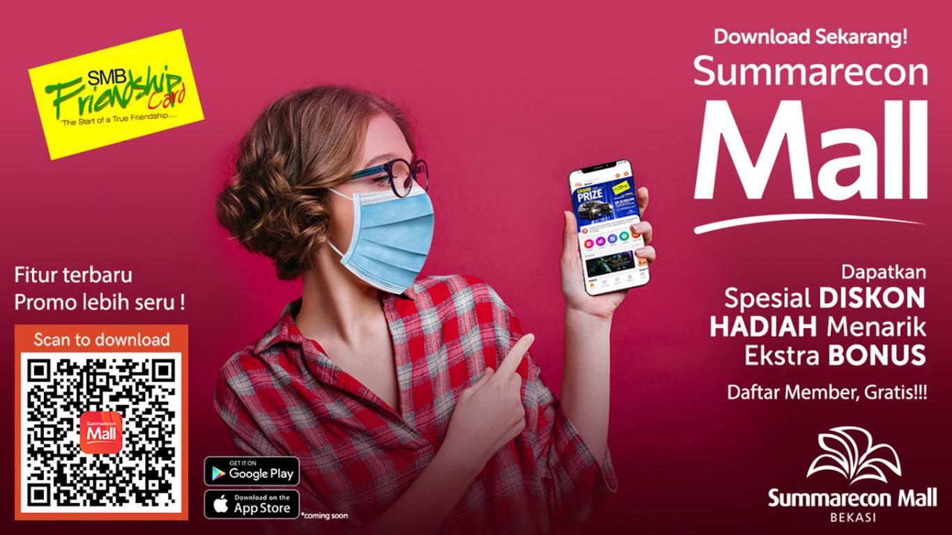 Download Summarecon Mall Apps