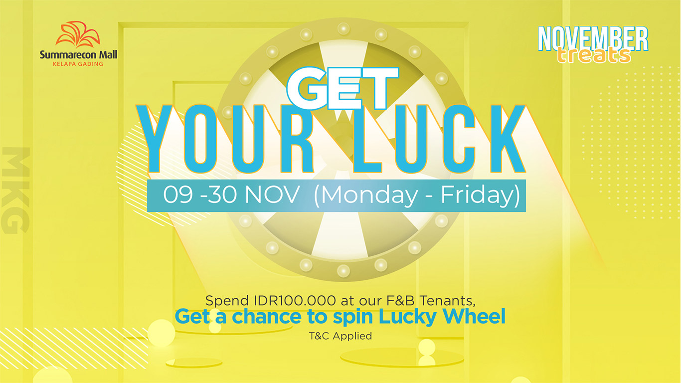 Get Your Luck! MKG FC