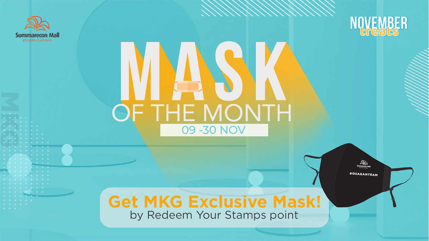Mask Of The Month