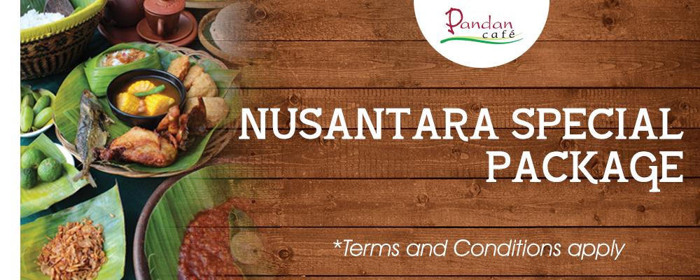 Nusantara Special Package