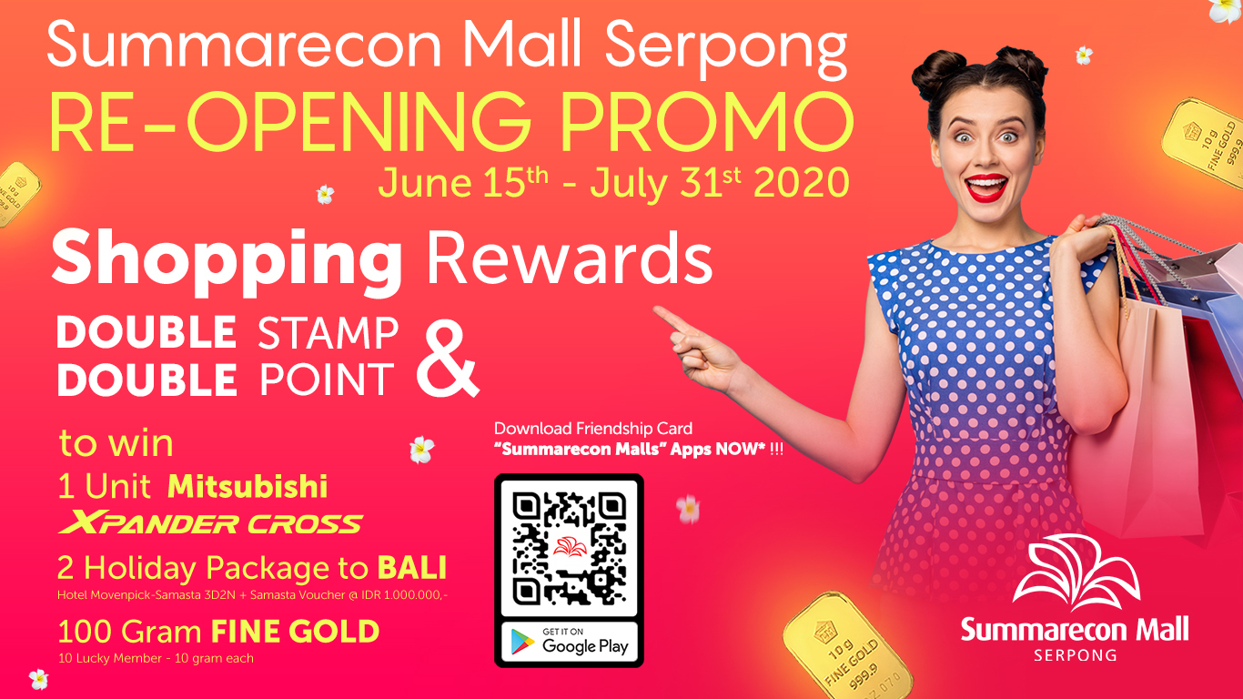 SMS Reopening Promo