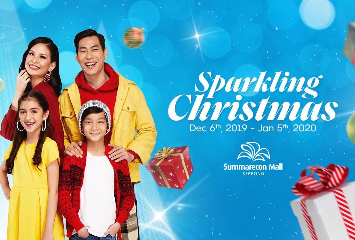 Sparkling Christmas 2019