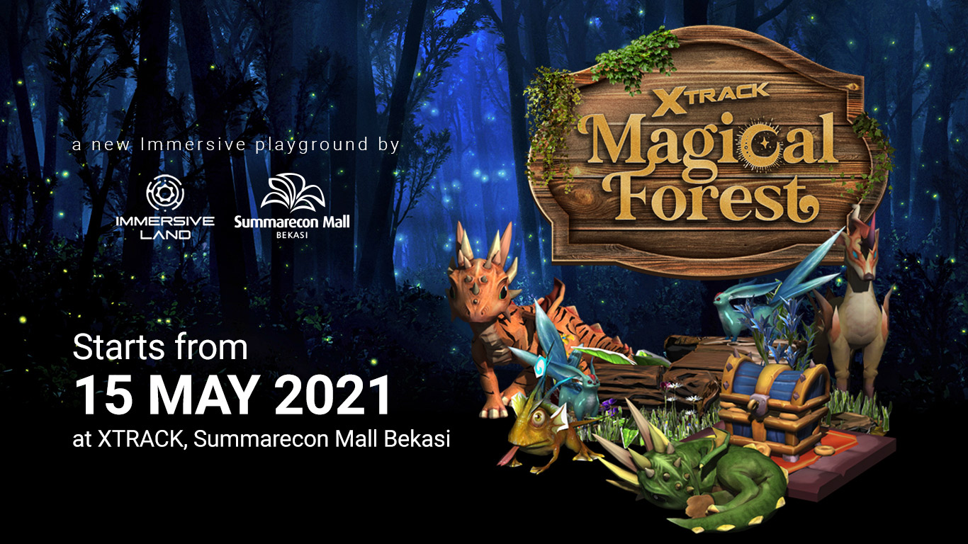 X-Track Magical Forest