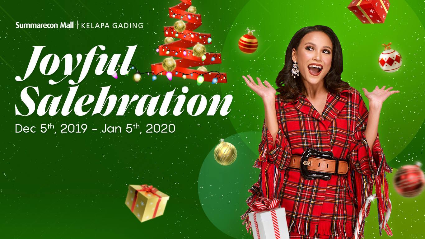 Joyfull Christmas 2019