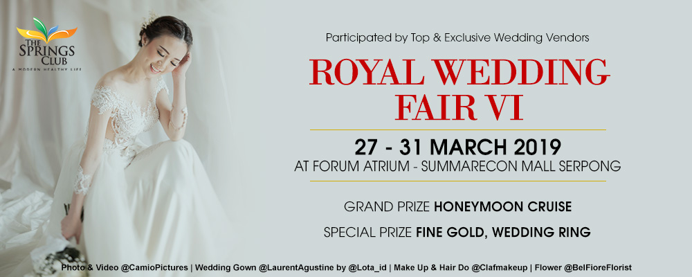 Royal Wedding Fair VI