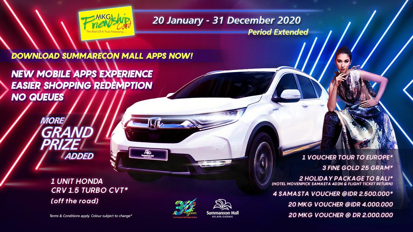 Summarecon Malls Application