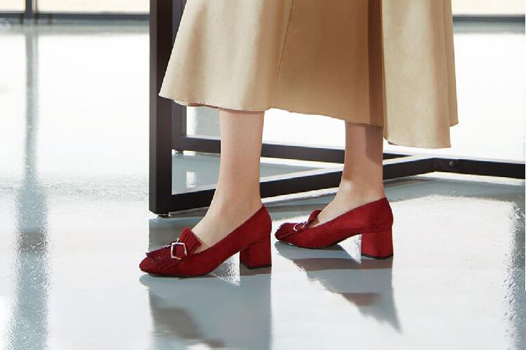 Chunky Heels, Tren Sepatu Wanita 2020