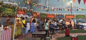 Common Point Food Market at Gading Walk