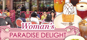 Woman's Paradise Delight
