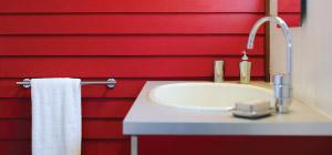 Desain Rumah ala Merah Putih