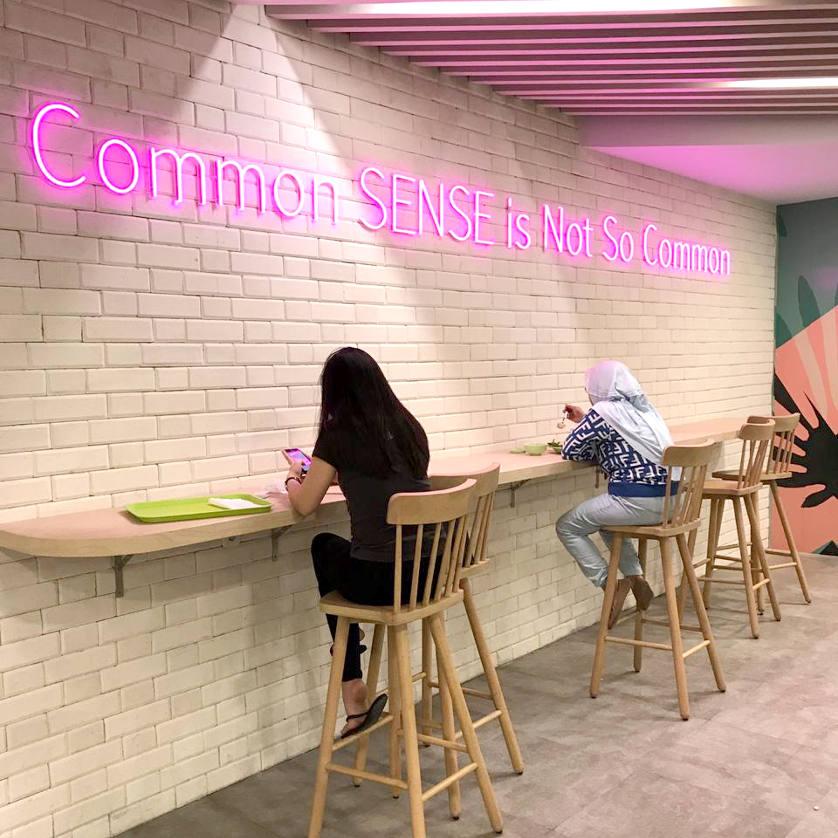 Food Court Baru di MKG Yang Instagramable