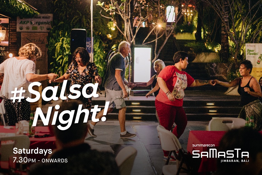 Fun Salsa & Line Dance Night