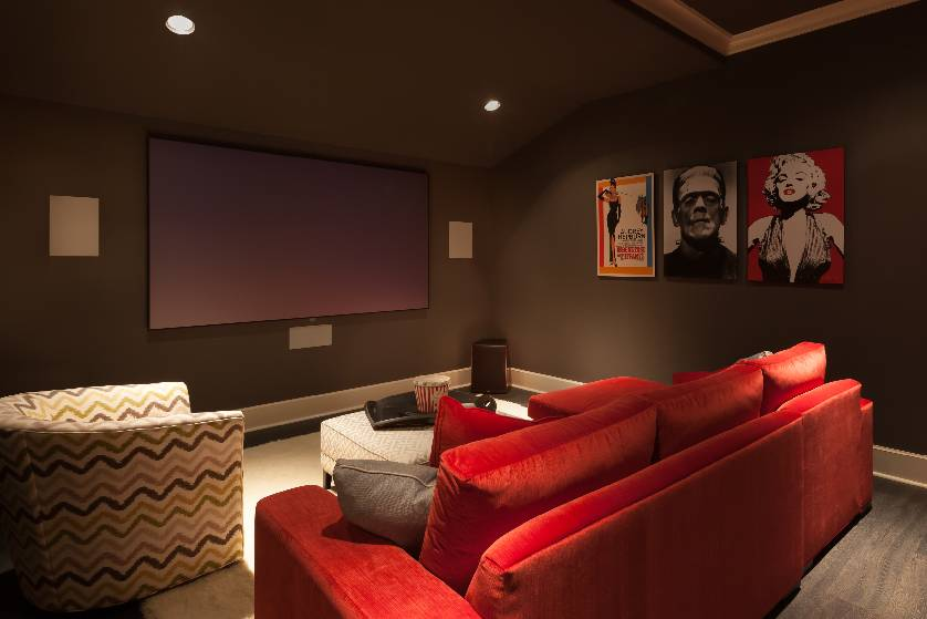 Home Theater At Home