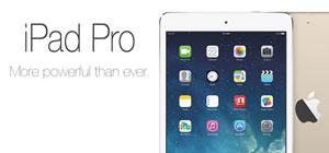 iPad Pro & Apple Pencil, untuk Kalangan Profesional
