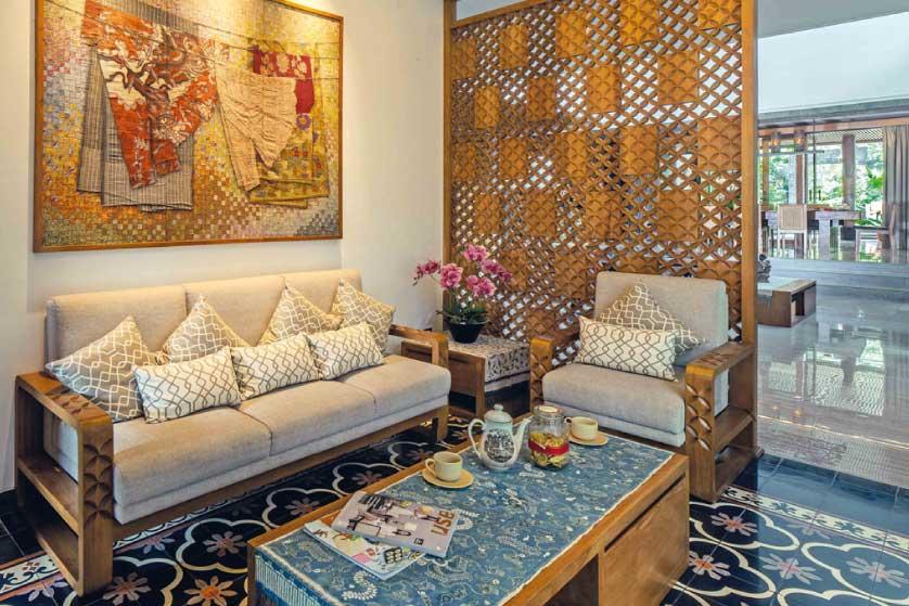 Interior Batik yang Berkesan