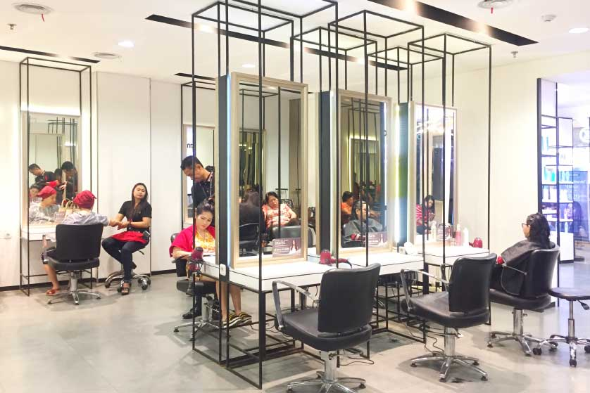 Konsep Baru Salon Kecantikan yang Modern