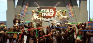 Konsep Star Wars Universe Hadir di Mal Kelapa Gading