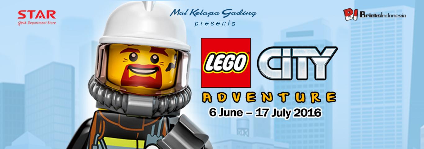 Lego City Adventure