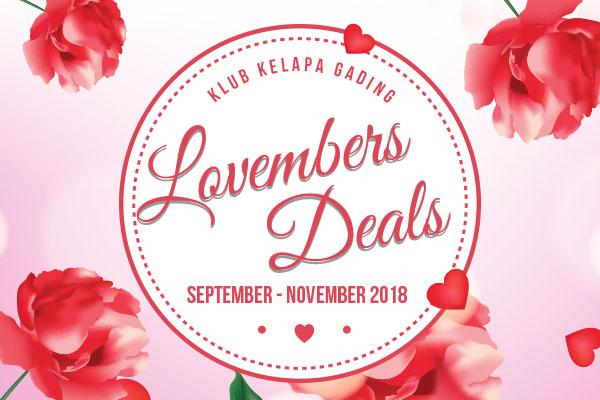 Lovembers Deals