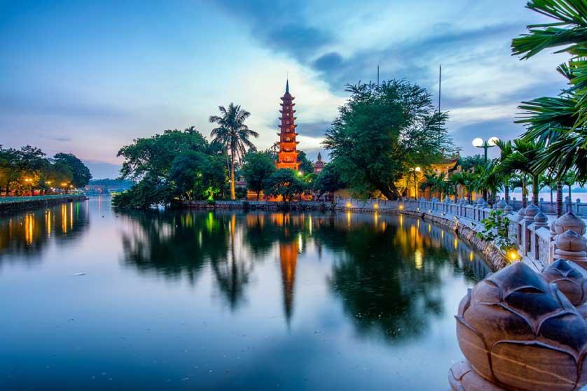 Manjakan Mata di Negara Vietnam