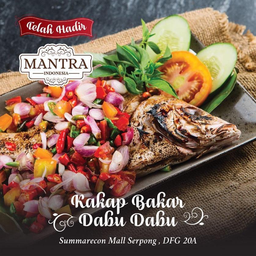 Mantra Indonesia Hadir Di Summarecon Mall Serpong
