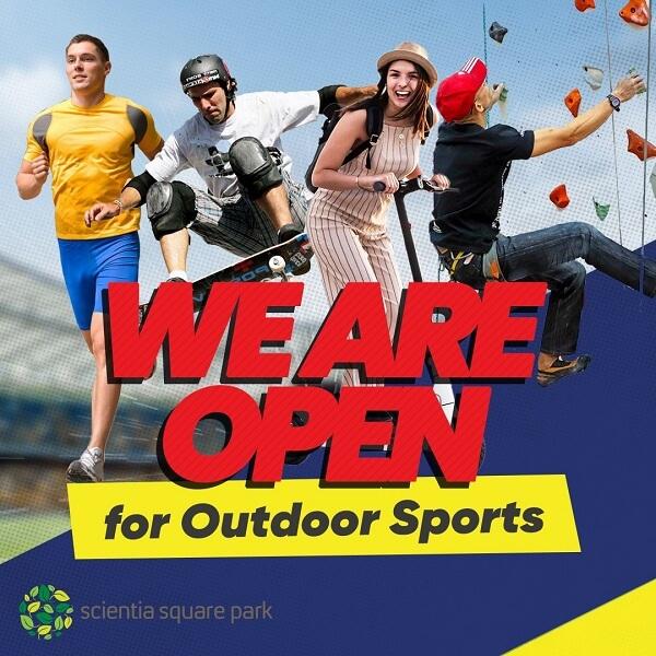 Ada kabar gembira untuk Sport Lovers nih!