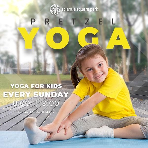 Pretzel Yoga for Kids