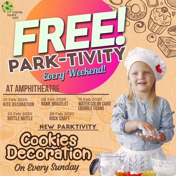 Free Parktivity