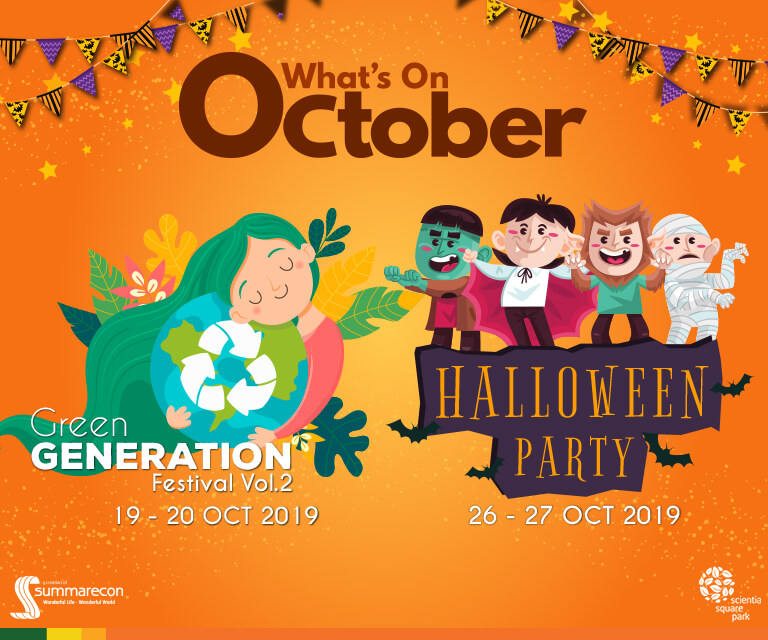 What`s on October