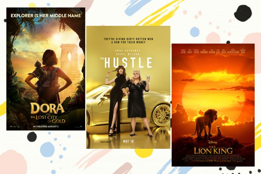 Movie Review July 2019