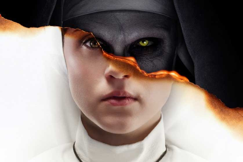 "Munculnya Valak Menjadi Kisah Misteri Yang Menyeramkan ""The Nun"""