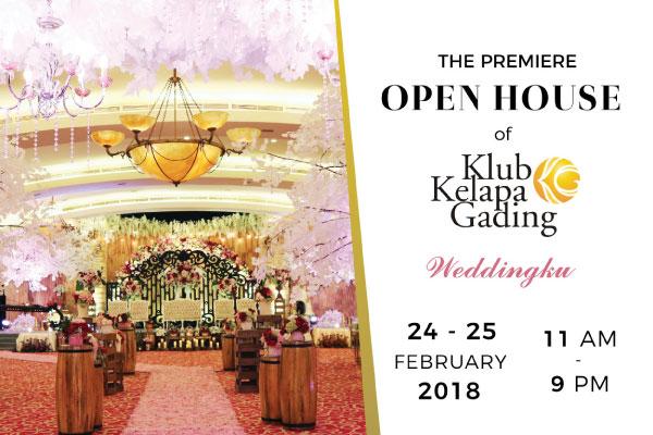 Open House of Klub Kelapa Gading