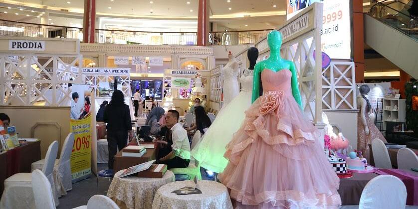 Pameran Pernikahan ke-6 Sukses di Selenggarakan Klub Kelapa Gading