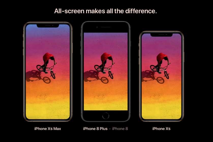 Perbedaan iPhone XS, XS Max, dan XR