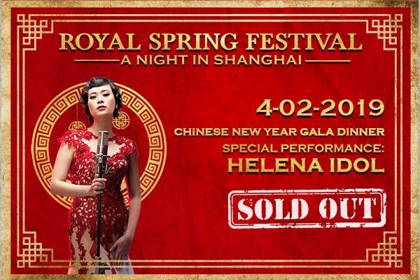 Royal Spring Festival 2019