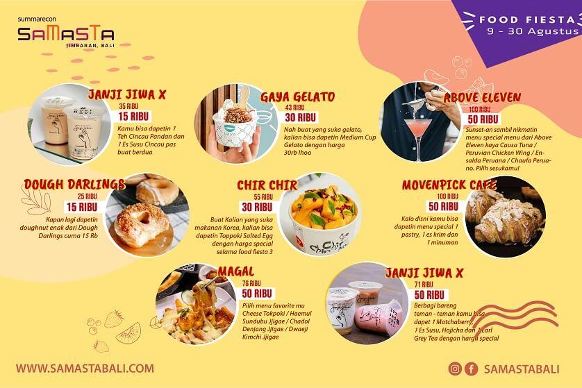 Samasta Food Fiesta