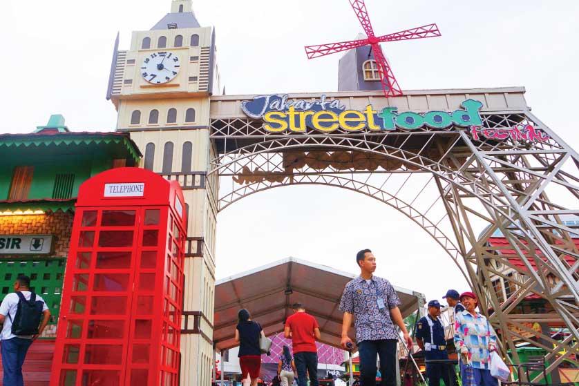 Sensasi Citarasa Asia di Jakarta Street Food Festival 2018