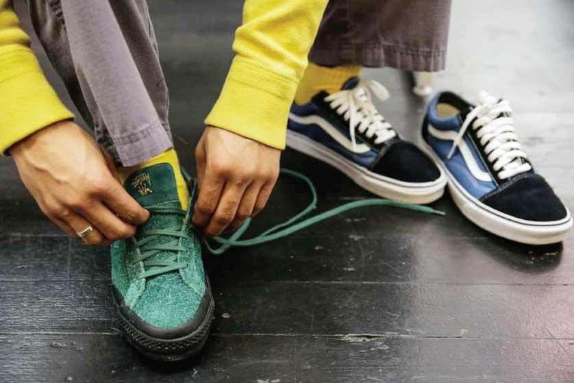 Seru Berburu Sneakers di Jakarta Sneaker Hub