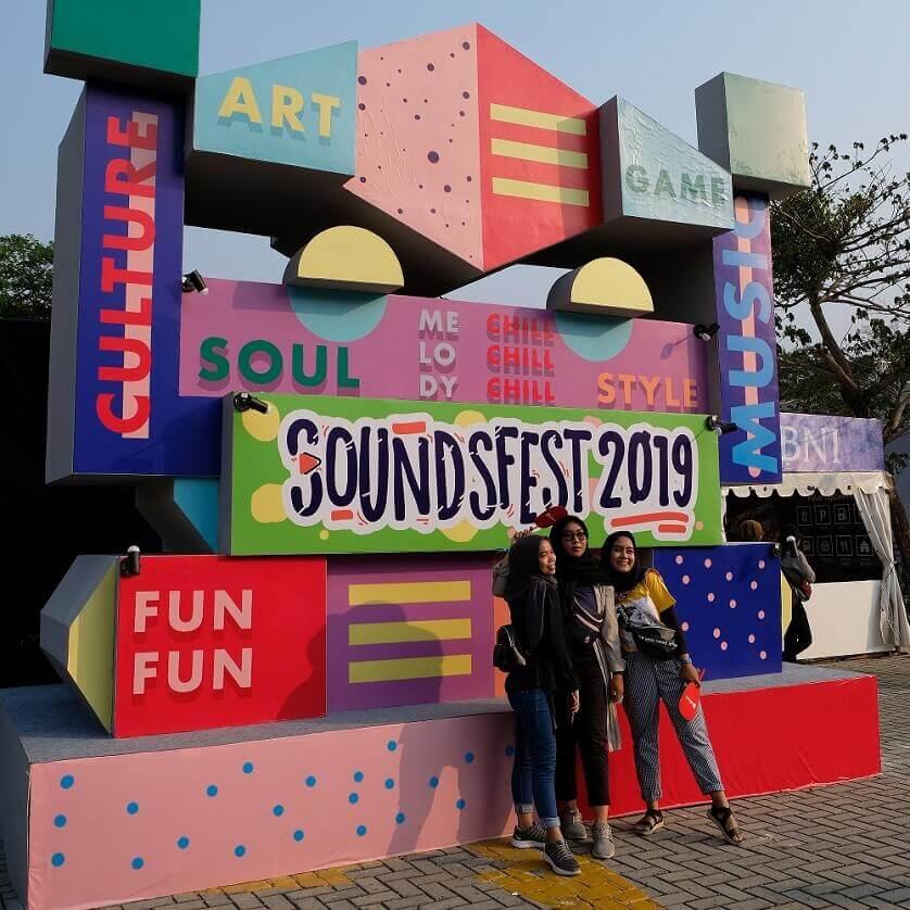 SOUNDFEST Kembali Hadir di Summarecon Mall Bekasi