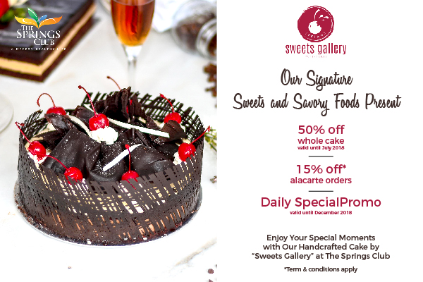 Sweets Gallery