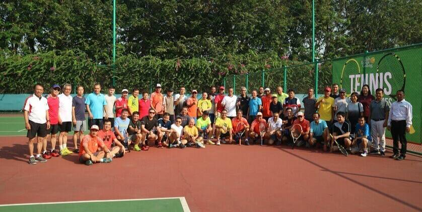 Tennis Friendly Games