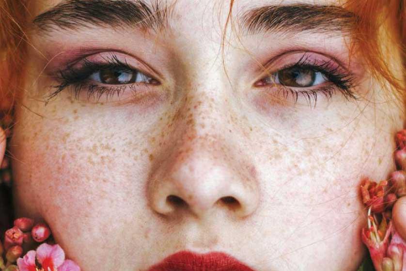Terpikat Make-up Fake Freckles