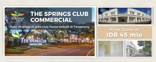 The Springs Club Commercial