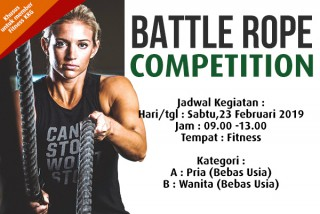 Battle Rope Competition