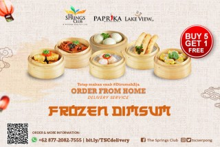 Dimsum Feast - Lake View Cafe