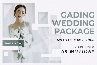 Gading Wedding Package