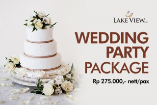 Our Wedding Party Package