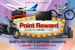 Point Reward