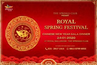 Royal Spring Festival 2020