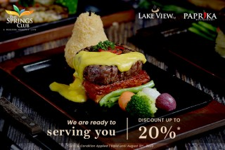 We are ready to serve you